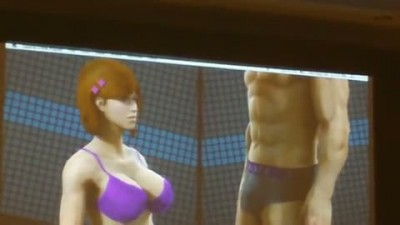 "Saints Row: The Third ""Sex Appeal Slider Gameplay"""