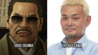 Кто кого озвучивал в Yakuza 0