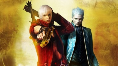 Анонс Devil May Cry HD Collection