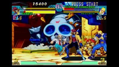 В 2005 году Climax вели работу над Street Fighter vs DC для PSP