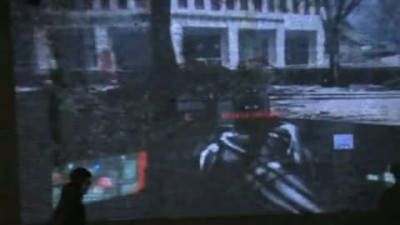 "Crysis 2 ""Live Alien Invasions Trailer"""