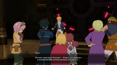 Дирижабль на прокачку - Ni no Kuni II: Revenant Kingdom #17