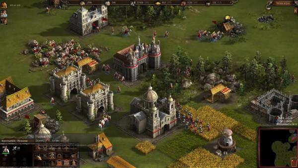 Прохождение игры cossacks 3