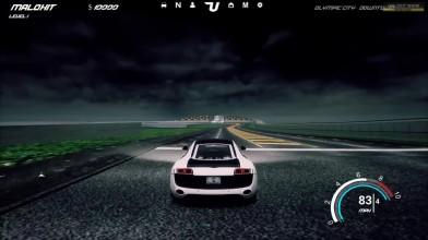 Need for Speed: Underground на движке Unreal Engine 4