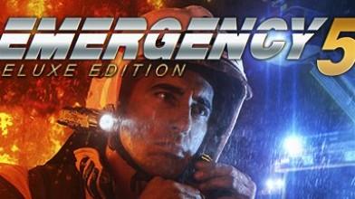 Ежедневную скидку в 50% на следующие 48 часов получила игра «Emergency 5 - Deluxe Edition».