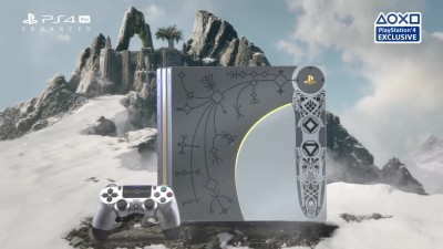 God Of War | Limited Edition PS4 Pro Bundle