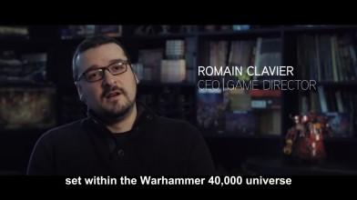 Видео Battlefleet Gothic: Armada 2 - создание сиквела