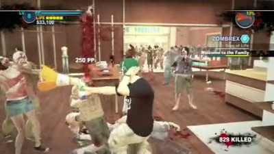 "Dead Rising 2 ""Bloody Good Weapons Montage"""