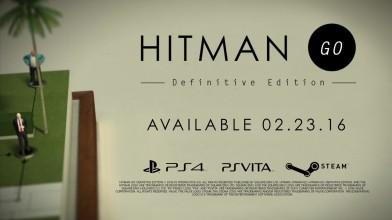 "Hitman GO ""Релиз на PS4 и в Steam 23.02.16"""