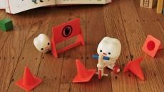 Веселые приключения молочных зубов