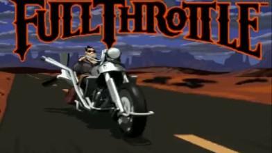 Оригинальный трейлер Full Throttle