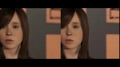 Сравнение Beyond Two Souls для PS4 и PS3