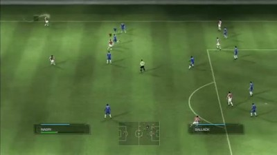 "FIFA 09 ""Serious Score Gameplay"""