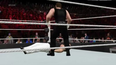 WWE 2K15 RAW 17/08/2015 Highlights & Epic Moments