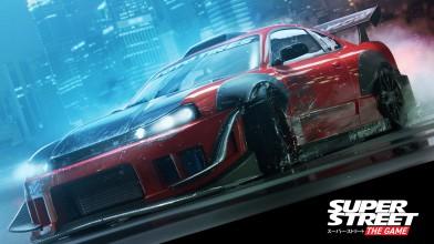 Перенос даты релиза Super Street: The Game