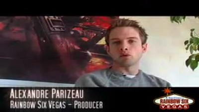 Rainbow Six: Vegas Producer Interview
