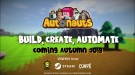 Трейлер Autonauts