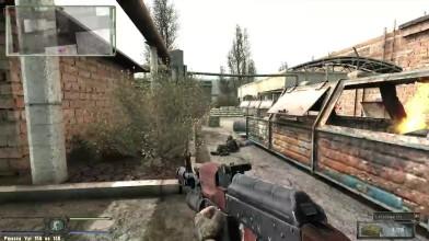 S.T.A.L.K.E.R.: Shadow of Chernobyl - Первый выброс за 5 лет