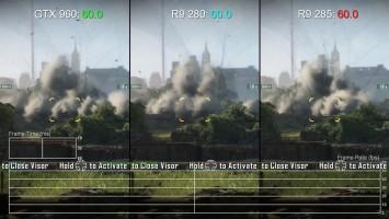 "Crysis 3"" Тест производительности видеокарт GTX 960 vs R9 285/R9 280 Gameplay Frame-Rate Test от DigitalFoundry"""