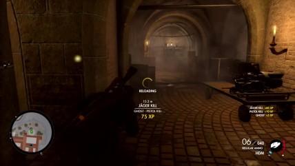 Sniper Elite 0 Deathstorm 0 - Где найти NEUNFAUST R1