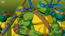 обзор игры : TMNT 2007 the video game