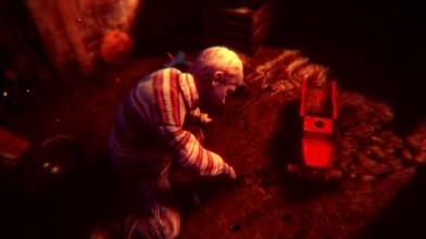 Детские травмы Артема (МЕТРО 2033)