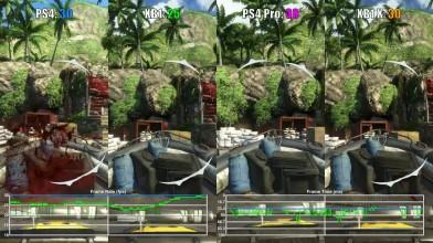 Сравнение и тест частоты кадров Far Cry 3 Classic Edition