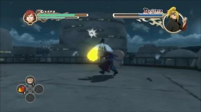 Naruto Ultimate Ninja Storm 2 на эмуляторе Rpcs3