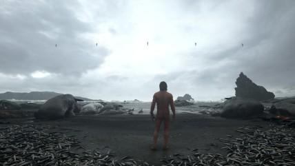В Death Stranding уже можно поиграть на PS4