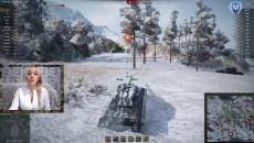 """World of Tanks """"E75 - Остросюжетный"""""""
