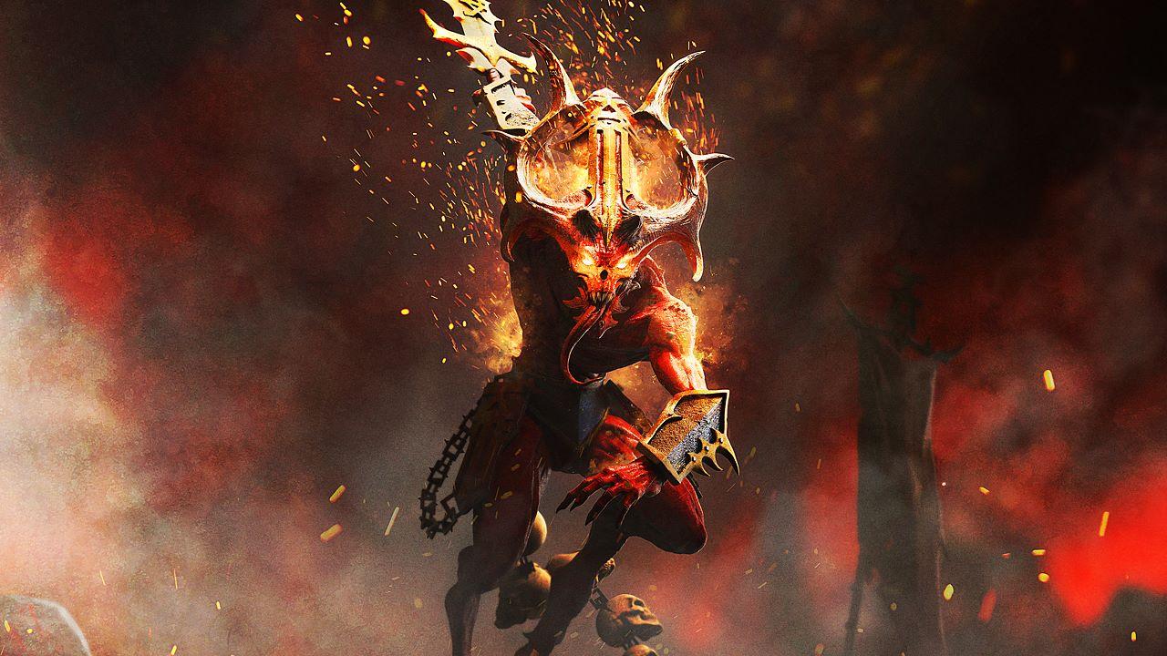 Сюжетный трейлер action/RPG Warhammer: Chaosbane