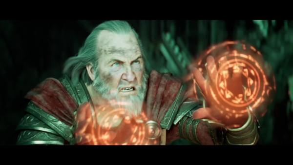 The Elder Scrolls Online Elsweyr - кинематографический трейлер для The Game Awards 2019
