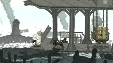 """Valiant Hearts [RU/PS4] #2 - Пополнение в """"отряде"""""""
