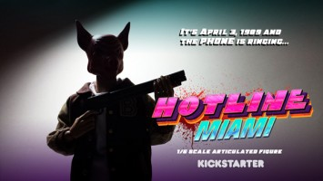 Экшен-фигурка Hotline Miami