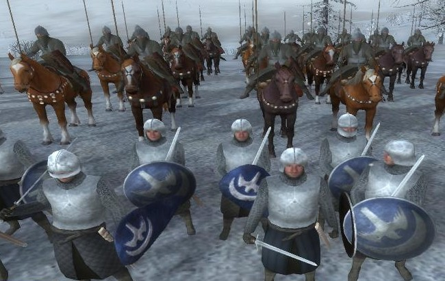 Dominion of the sword мод medieval 2 total war скачать торрент