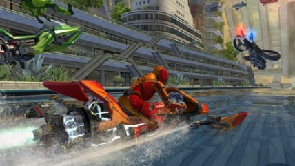 Гоночная аркада Riptide GP: Renegade появится в Steam 26 июля