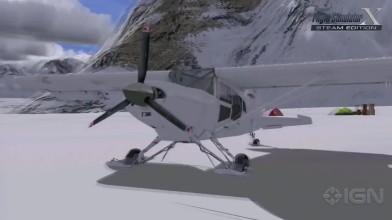 "Microsoft Flight Simulator X Steam Edition ""Трейлер"""