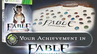 Поклонники придумают ачивмент для Fable Anniversary