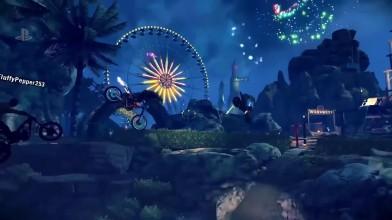 Trials Rising - Геймплей с PlayStation Live E3 2018