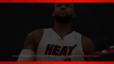 "NBA 2K14 ""Next Gen Trailer"""