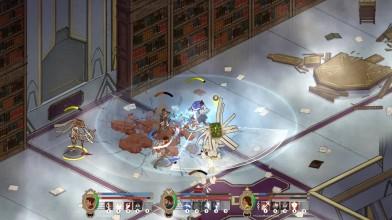 Геймплейное видео RPG Masquerada: Songs and Shadows