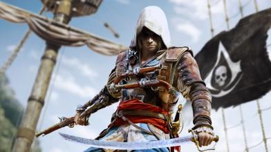 Ровно 4 года назад вышла Assassin's Creed IV: Black Flag