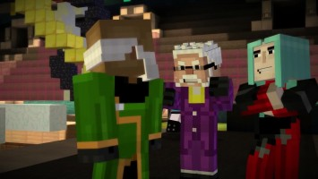 "Minecraft: Story Mode - Episode 8: ""A Journey""s End?"" Trailer 