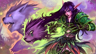10 Самых Cильных Друидов в World of Warcraft