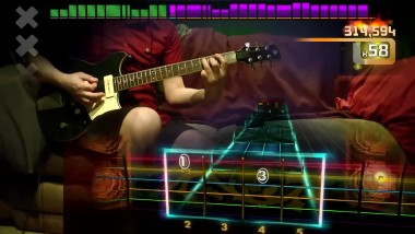 "Rocksmith Remastered - Hard Score Attack - Guitar - Cheap Trick ""Surrender"""