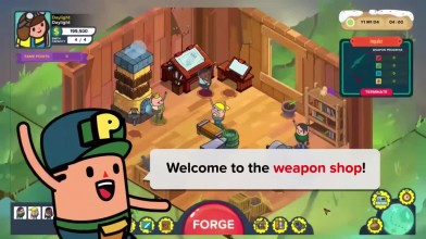 """Holy Potatoes! A Weapon Shop?! """"Трейлер Steam Greenlight"""""""