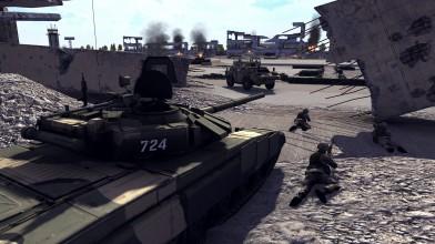 Дневник разработчиков Call to Arms - Русские идут!