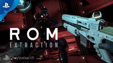 Берите в руки оружие будущего и уничтожайте монстров в VR-шутере ROM: Extraction