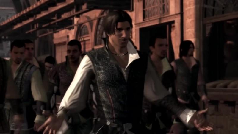 Пасхалки Assassin's Creed 2