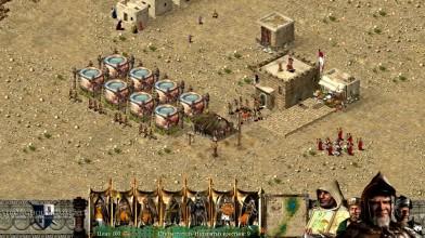 [Прохождение] Stronghold Crusader - Mission 2